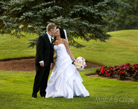 A Ledgemont  Country Club Wedding