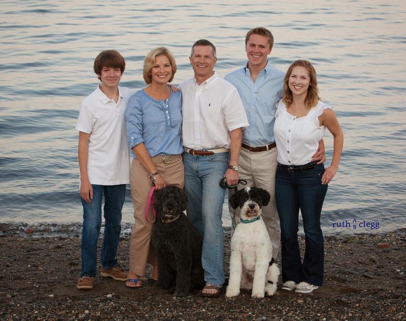 Warwick Neck Family Portrait