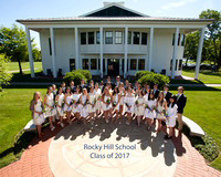 Rocky Hill School Commencement 2017